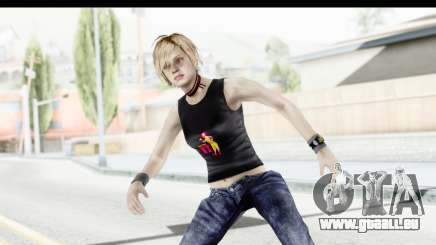 Silent Hill 3 - Heather Sporty Black Pennywise R für GTA San Andreas