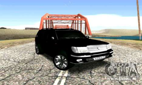 Toyota Land Cruiser 100 für GTA San Andreas