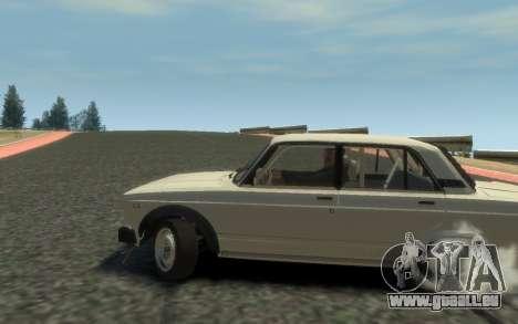 VAZ 2105 Drift (Paul Black prod.) pour GTA 4 Vue arrière de la gauche