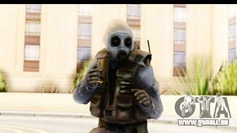 CS:GO - SAS pour GTA San Andreas