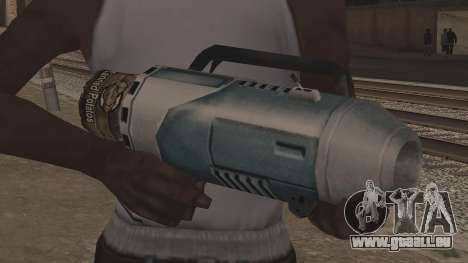 Spudgun from Bully SE pour GTA San Andreas