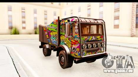 Sticker Bomb Dune pour GTA San Andreas