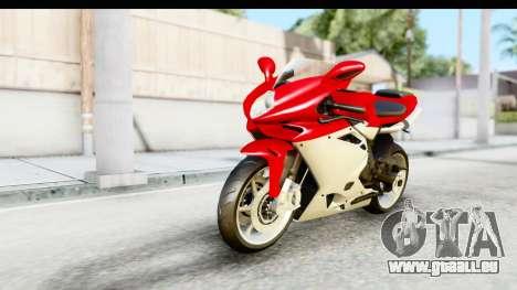 MV Agusta F4 pour GTA San Andreas