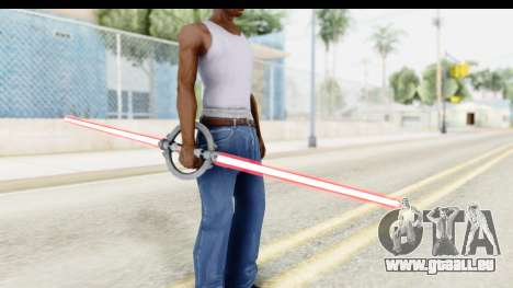 Inquisitor Lightsaber v1 pour GTA San Andreas