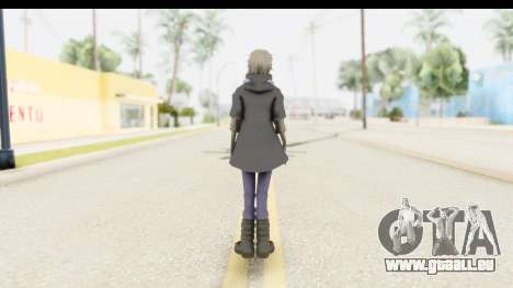 Shuuya Kano (Kagerou Project) pour GTA San Andreas troisième écran