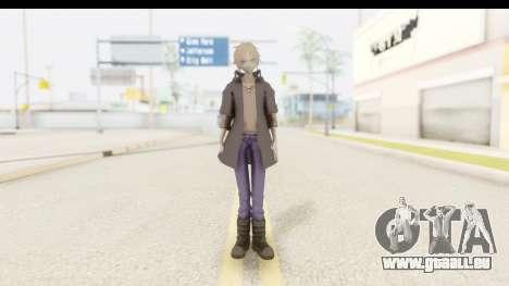 Shuuya Kano (Kagerou Project) pour GTA San Andreas deuxième écran
