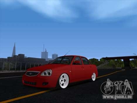 VAZ 2170 STANCE für GTA San Andreas