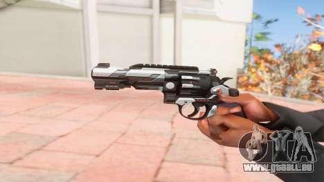 R8 Revolver Reboot pour GTA San Andreas