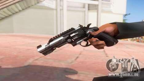 R8 Revolver Reboot pour GTA San Andreas deuxième écran