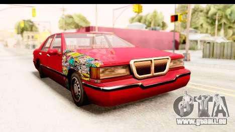 Elegant Sticker Bomb für GTA San Andreas