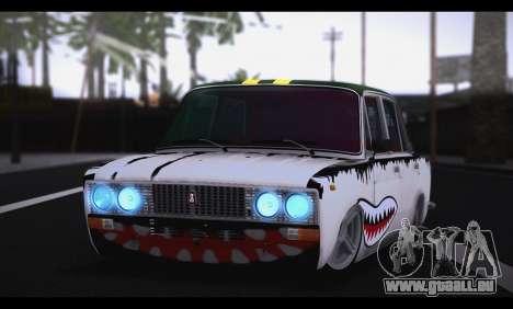 VAZ 2103 Bête pour GTA San Andreas