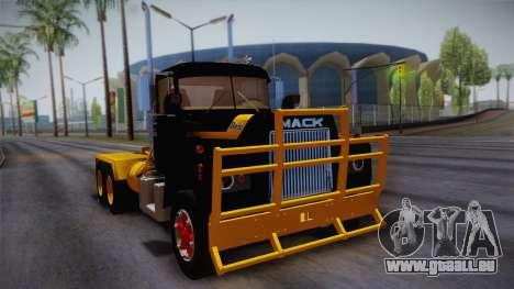 Mack R600 v1 pour GTA San Andreas