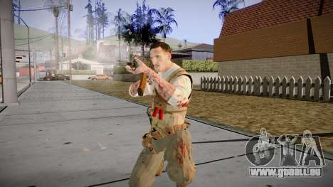 Black Ops 3 - Edward Richtofen für GTA San Andreas her Screenshot