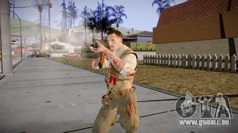 Black Ops 3 - Edward Richtofen für GTA San Andreas her Screenshot