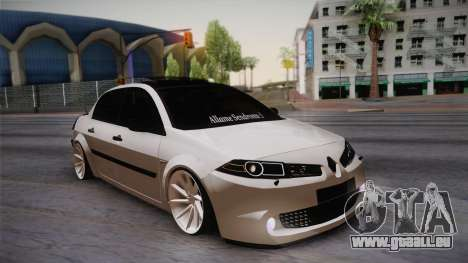 Renault Megan pour GTA San Andreas
