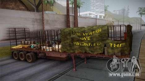 Mack R600 v1 Trailer pour GTA San Andreas