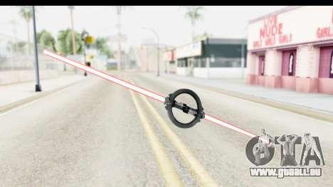 Inquisitor Lightsaber v2 für GTA San Andreas