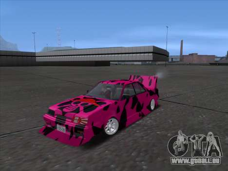 Toyota Supergt pour GTA San Andreas