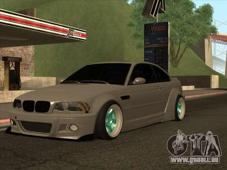 BMW E46 für GTA San Andreas