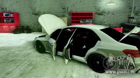 Mercedes-Benz E63 v.2 für GTA San Andreas