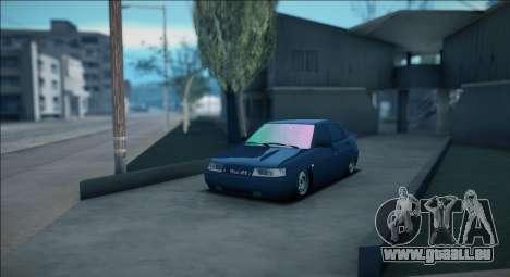 VAZ 2112 Bpan pour GTA San Andreas