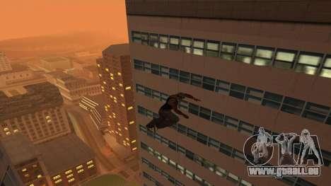 Unsterblichkeit CJ für GTA San Andreas zweiten Screenshot