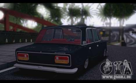 VAZ 2103 Retro für GTA San Andreas rechten Ansicht