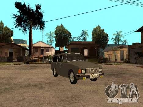GAZ 31022 pour GTA San Andreas