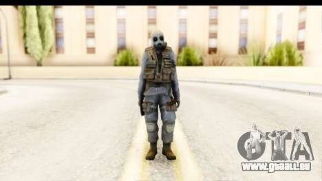 CS:GO - SAS pour GTA San Andreas deuxième écran