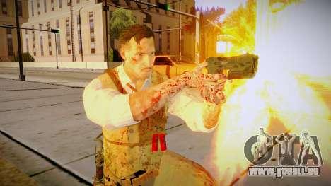 Black Ops 3 - Edward Richtofen für GTA San Andreas zweiten Screenshot