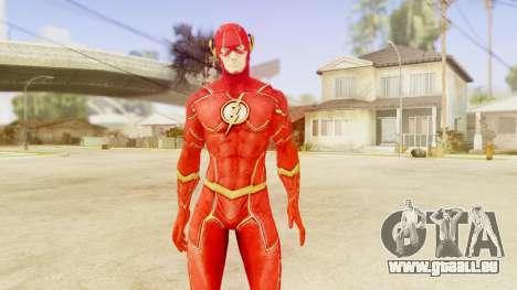 Injustice God Among Us Flash New 52 Edited Model für GTA San Andreas