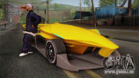ED Torq pour GTA San Andreas