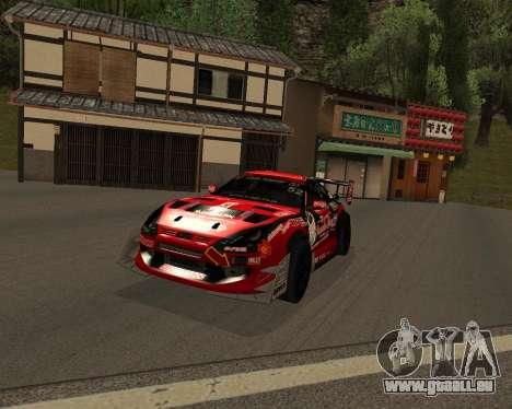 D1GP Toyota Supra Hadaka Supra JZA80 pour GTA San Andreas
