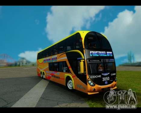 Metalsur Starbus II CRUCERO DEL NORTE pour GTA San Andreas