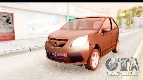 Honda Brio pour GTA San Andreas