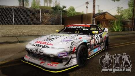 D1GP Nissan 180SX BWest Origin Labo pour GTA San Andreas