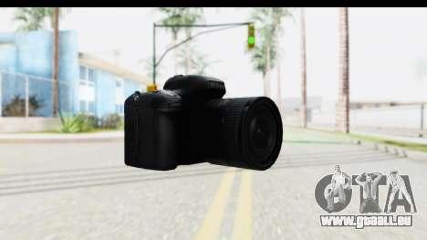 Nikon D600 pour GTA San Andreas