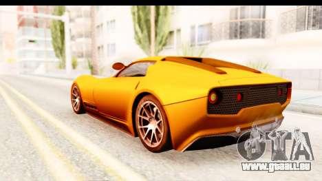 Lucra L148 2016 für GTA San Andreas rechten Ansicht