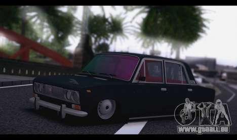 VAZ 2103 Retro für GTA San Andreas linke Ansicht