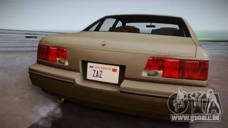 Declasse Premier 1992 SA Style für GTA San Andreas rechten Ansicht