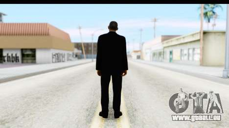 Will Smith MIB für GTA San Andreas dritten Screenshot
