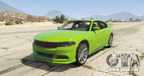 Dodge Charger LD 2015 für GTA 5