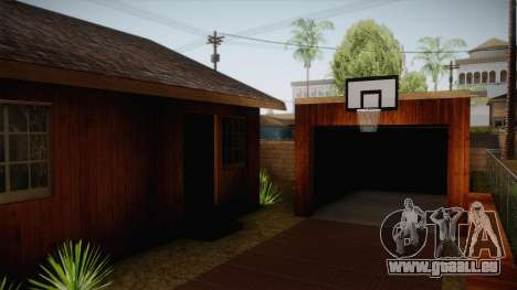 New Big Smoke House für GTA San Andreas dritten Screenshot