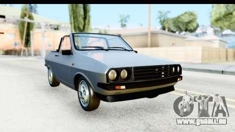 Dacia 1300 Sport Cabrio pour GTA San Andreas