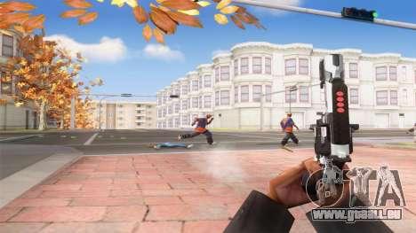 R8 Revolver Reboot pour GTA San Andreas troisième écran