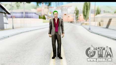 Suicide Squad - Joker v2 pour GTA San Andreas deuxième écran