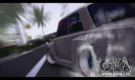 VAZ 2105 Sport pour GTA San Andreas vue de droite
