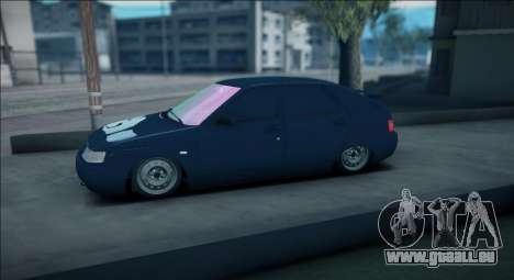 VAZ 2112 Bpan pour GTA San Andreas laissé vue