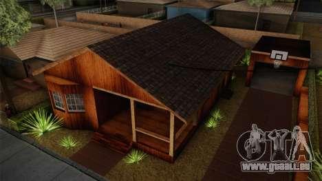 New Big Smoke House pour GTA San Andreas deuxième écran