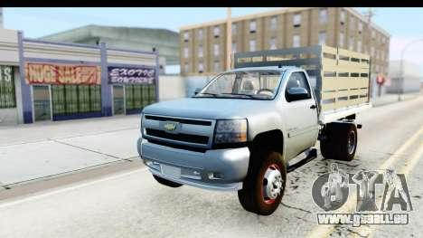 Chevrolet Silverado 2011 pour GTA San Andreas